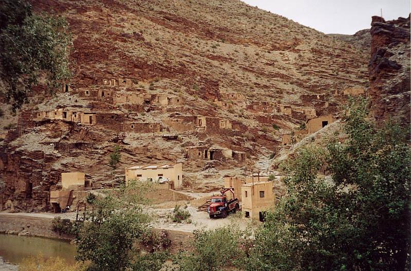 Aouli, Maroko