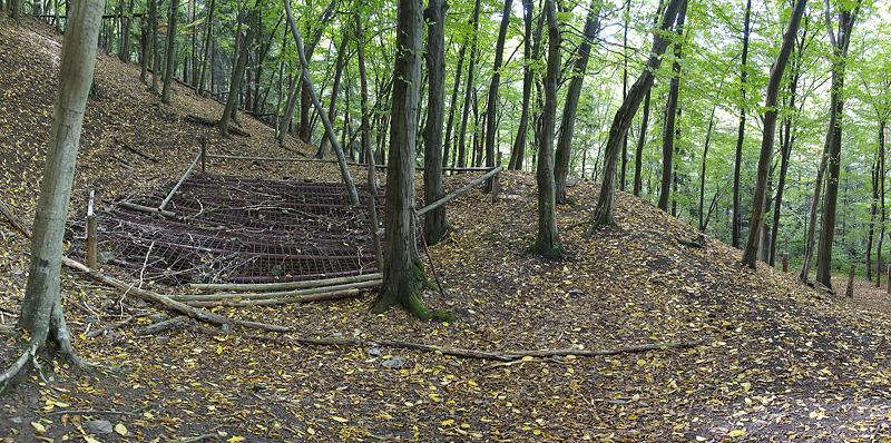 Borovec, šachta Anna 2, Česká republika
