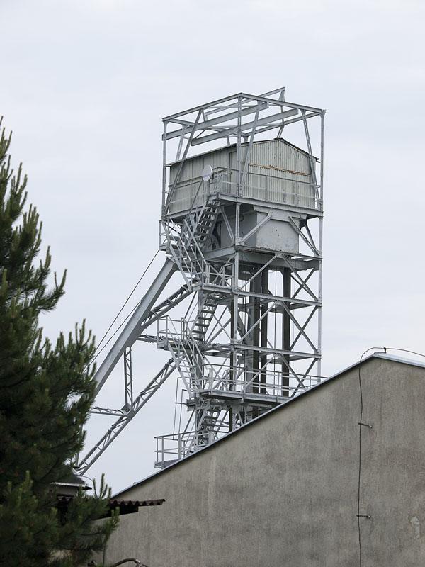Bukov, jáma B-1, Česká republika