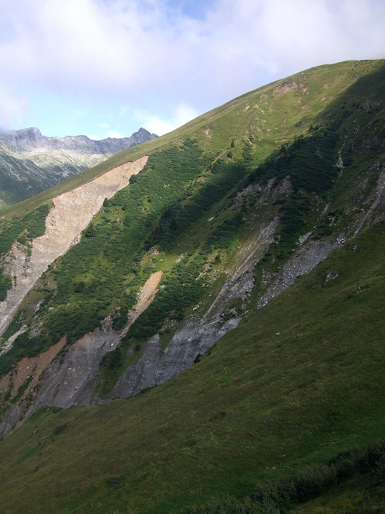 Druntöbel, Sedrun, Švýcarsko