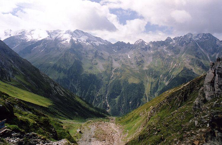 Emerald Mine, Habachtal, Rakousko