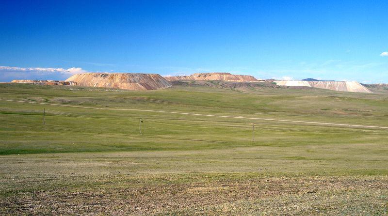 Erdenet, Mongolsko