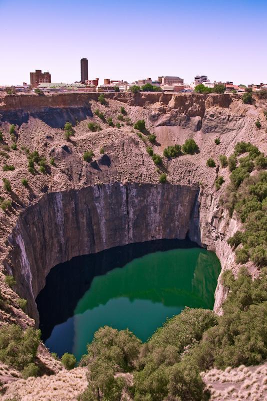 Kimberly, Big Hole, Jihoafrická republika