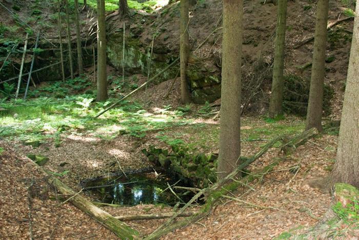Kladská, dobývky Lysina, Česká republika