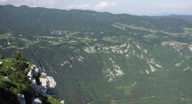 Kras, Slovinsko
