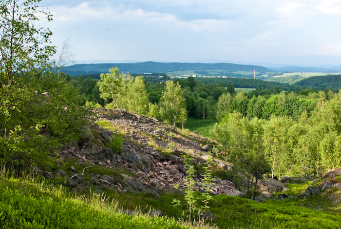 Krásno, Vysoký kámen, Česká republika