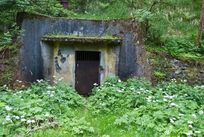 Kynžvart, štola uran. průzkumu, Česká republika