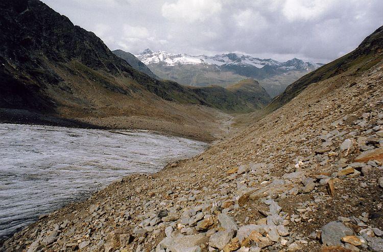Obergurgl, North Tyrol, Rakousko