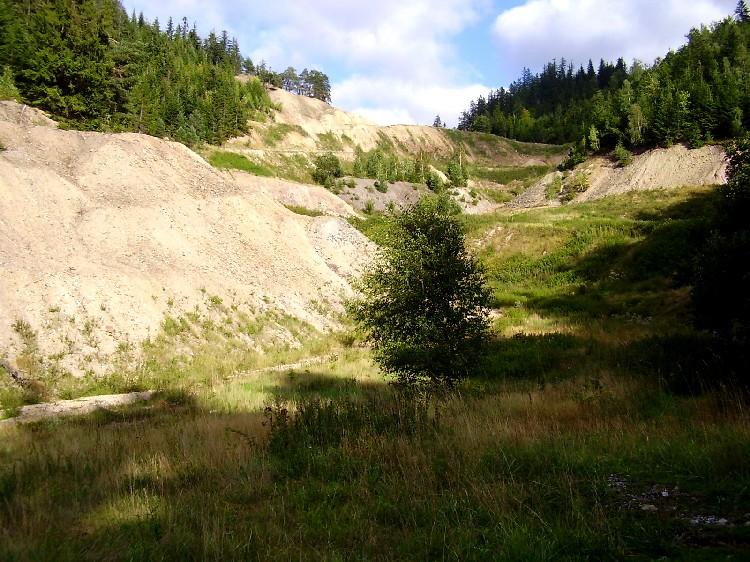 Piesky u Španej Doliny, Slovensko