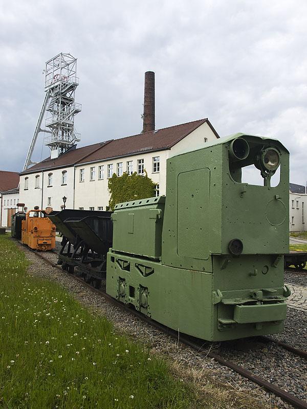Reiche Zeche, Freiberg, Německo