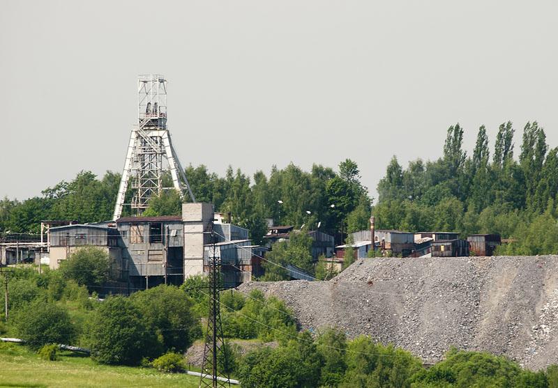 Rožná R-1, důl KHB, Česká republika