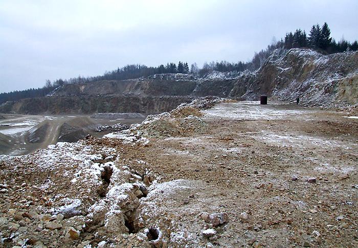 Těškov, Česká republika