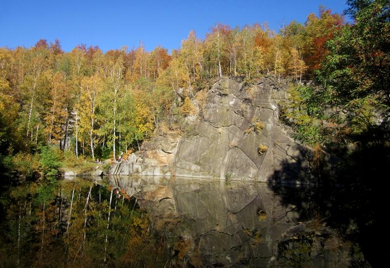 Vycpálkův lom, Česká republika