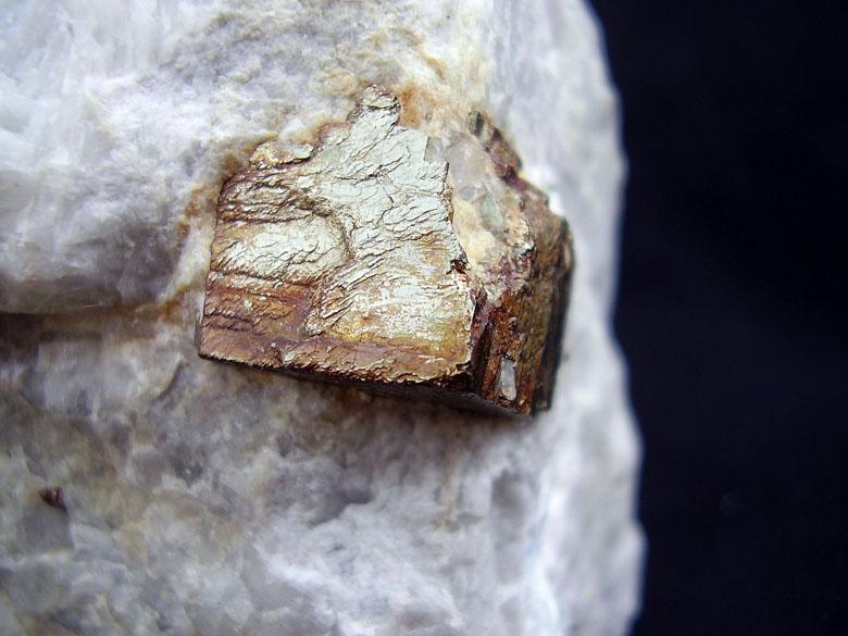 Pyrit, Baryt