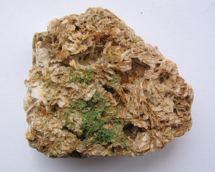 Pyromorfit, Baryt