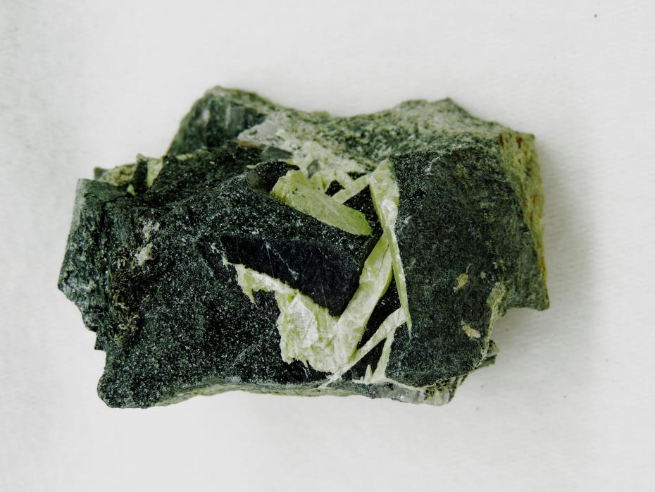 Titanit, Klinochlor