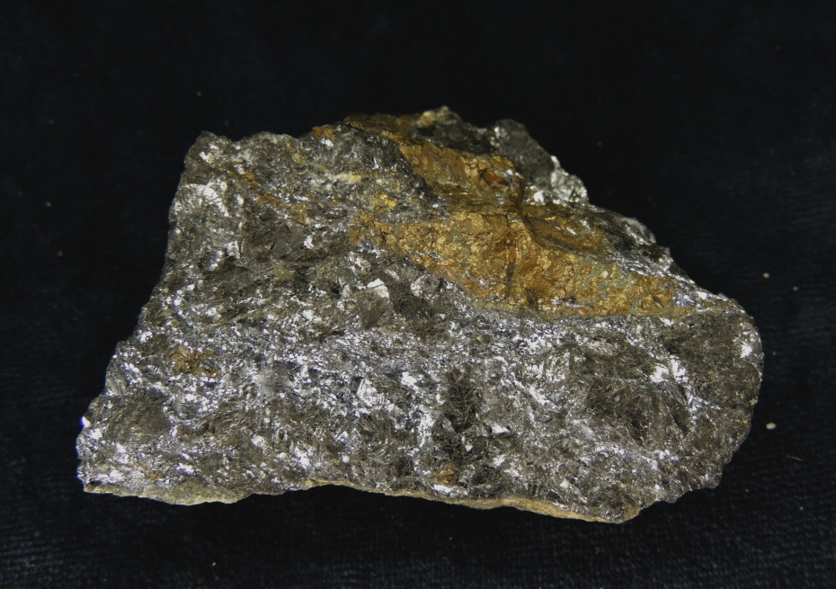 Galenit, Pyrhotin