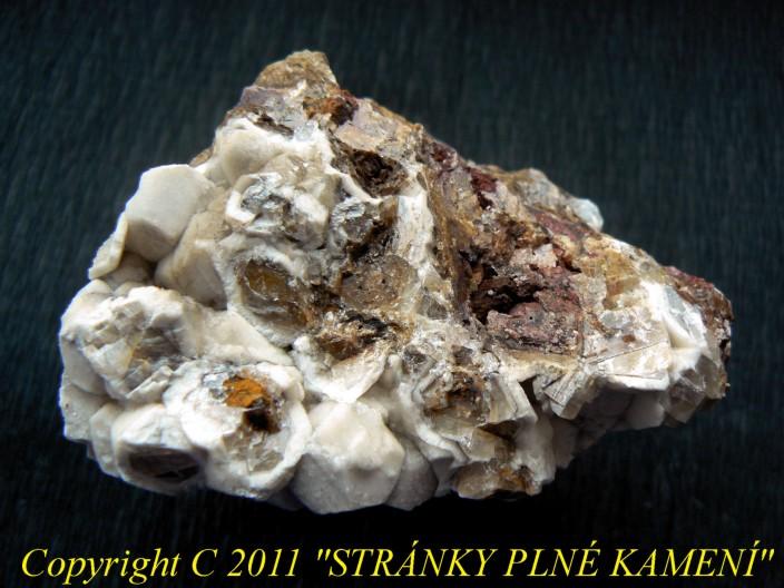 Kalcit, Aragonit, Ankerit