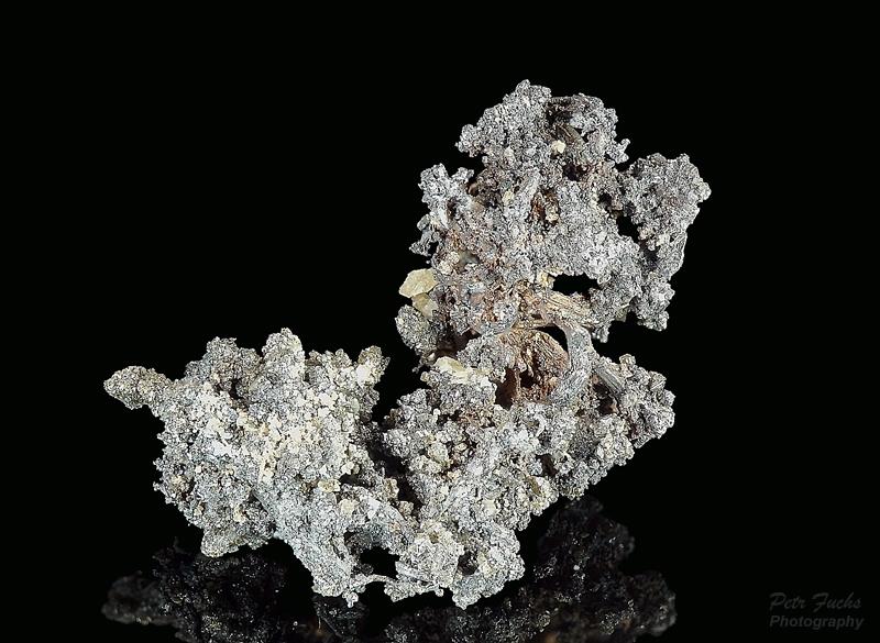 Stříbro, Akantit