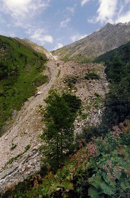 Sedl, Habachtal, Rakousko